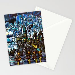 First Day of Magic... Stationery Cards