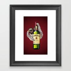 Jamesuh Framed Art Print