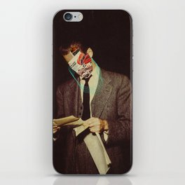 The Letter iPhone Skin