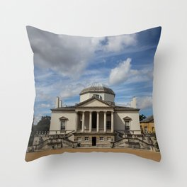 Chiswick House, London Throw Pillow