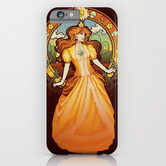 Daisy Nouveau iPhone & iPod Case