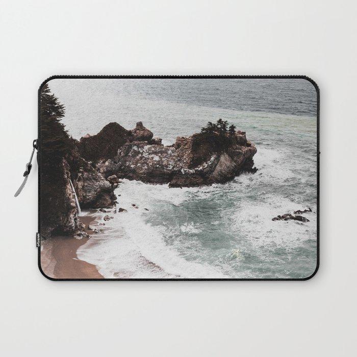 Wild Beach 2 Laptop Sleeve