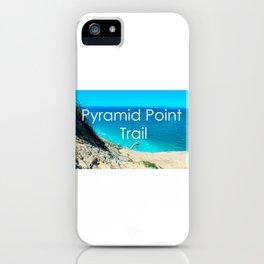 Pyramid Point - Sleeping Bear Dunes National Park-Lake Michigan - Michigan iPhone Case