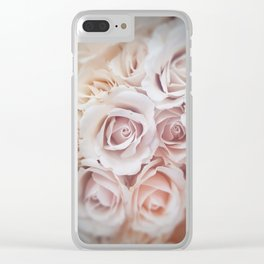 In the Pink Clear iPhone Case