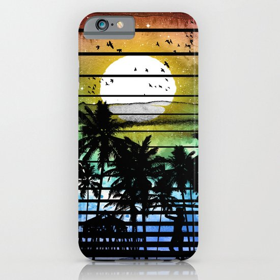 VIVID STRIPES iPhone & iPod Case