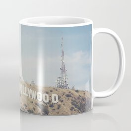 Hike to the Sign Coffee Mug