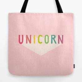 Unicorn (Superhero) Tote Bag