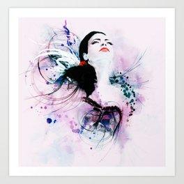 Alexia Art Print