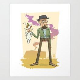 Alburquerque Art Print