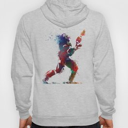 American football player 2 Hoody