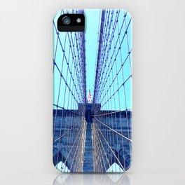 BROOKLYN BRIDGE - LIGHTER iPhone Case