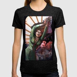 Tarot: Justice T-shirt