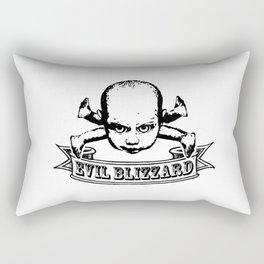 Evil Blizzard album cover Rectangular Pillow