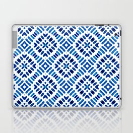 Shibori Watercolour no.7 Laptop & iPad Skin