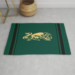 Regal Leo the Lion (Create, Love, Play) Rug