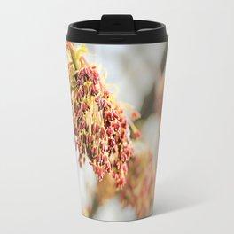 Young tree seeds. Travel Mug