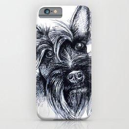 Terriers Rock iPhone Case