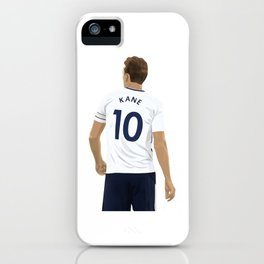 Harry Kane iPhone Case