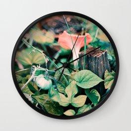 Fairy Vegetable Garden Wall Clock