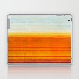 Yellowstone Orange Laptop & iPad Skin