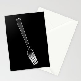 Fork Stationery Cards