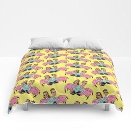 Jean Claws Van Crab Comforters