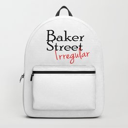 Baker Street Irregular Backpack