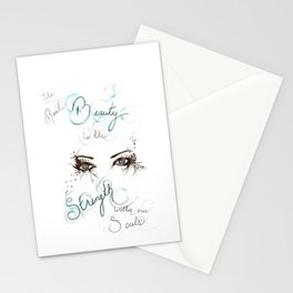 Real Beauty Stationery Cards