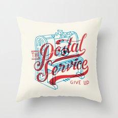 Postal Service Throw Pillow
