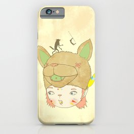 왕좌의 귀환 : RETURN OF THE THRONE iPhone Case