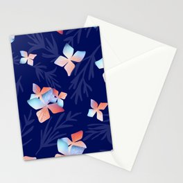 Flowers of the Night Stationery Cards