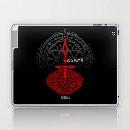 Fate/Zero Saber Laptop & iPad Skin