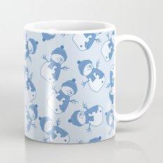 C1.3 snowman pattern Mug