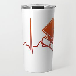 Student Heartbeat Travel Mug