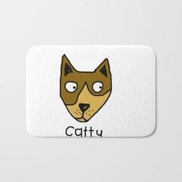 Catty Watty Bath Mat