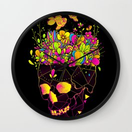 Get Lost With You II Wall Clock