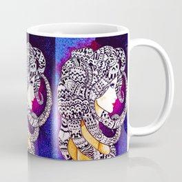 Octopus Lady Coffee Mug