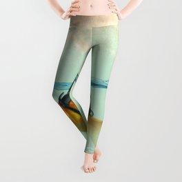 Brilliant Disguise Goldfish Leggings