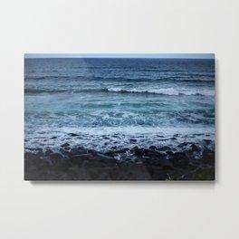 Ocean shades Metal Print