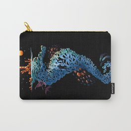 dream in blue Carry-All Pouch