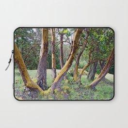 MAGIC MADRONA FOREST Laptop Sleeve