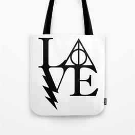 HP love Tote Bag