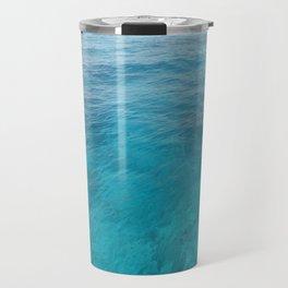 Blue Sea Travel Mug