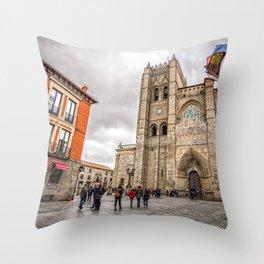 Avila Throw Pillow