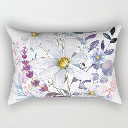 Wildflowers V Rectangular Pillow