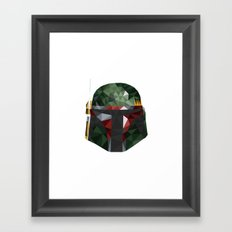 Bobs Framed Art Print