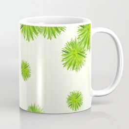 Green Yucca Coffee Mug