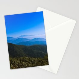 Mountain Perspective Stationery Cards