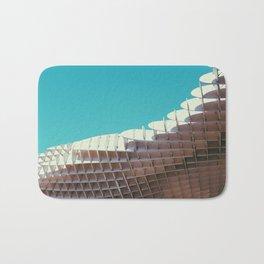 Parasol modern architectural photography Bath Mat
