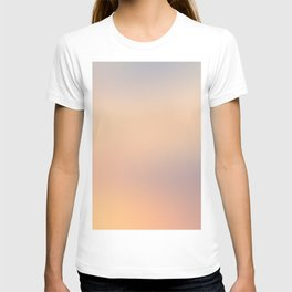 Yellow Sunset Mist T-shirt